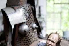 Dr Ulrich Barnickel mit Pietà