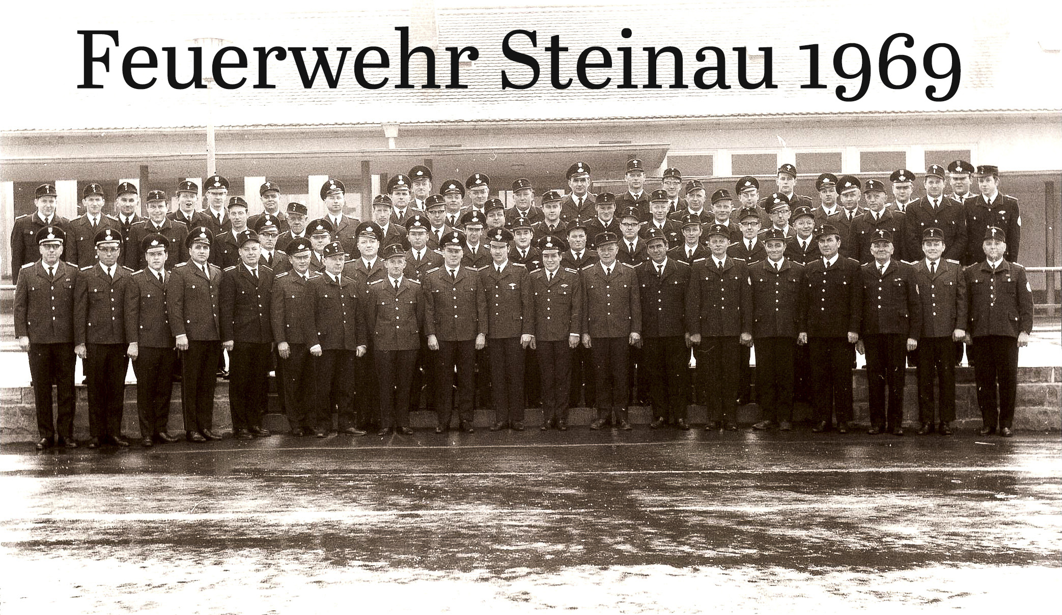 FreiwFeuerwehr ca 1969