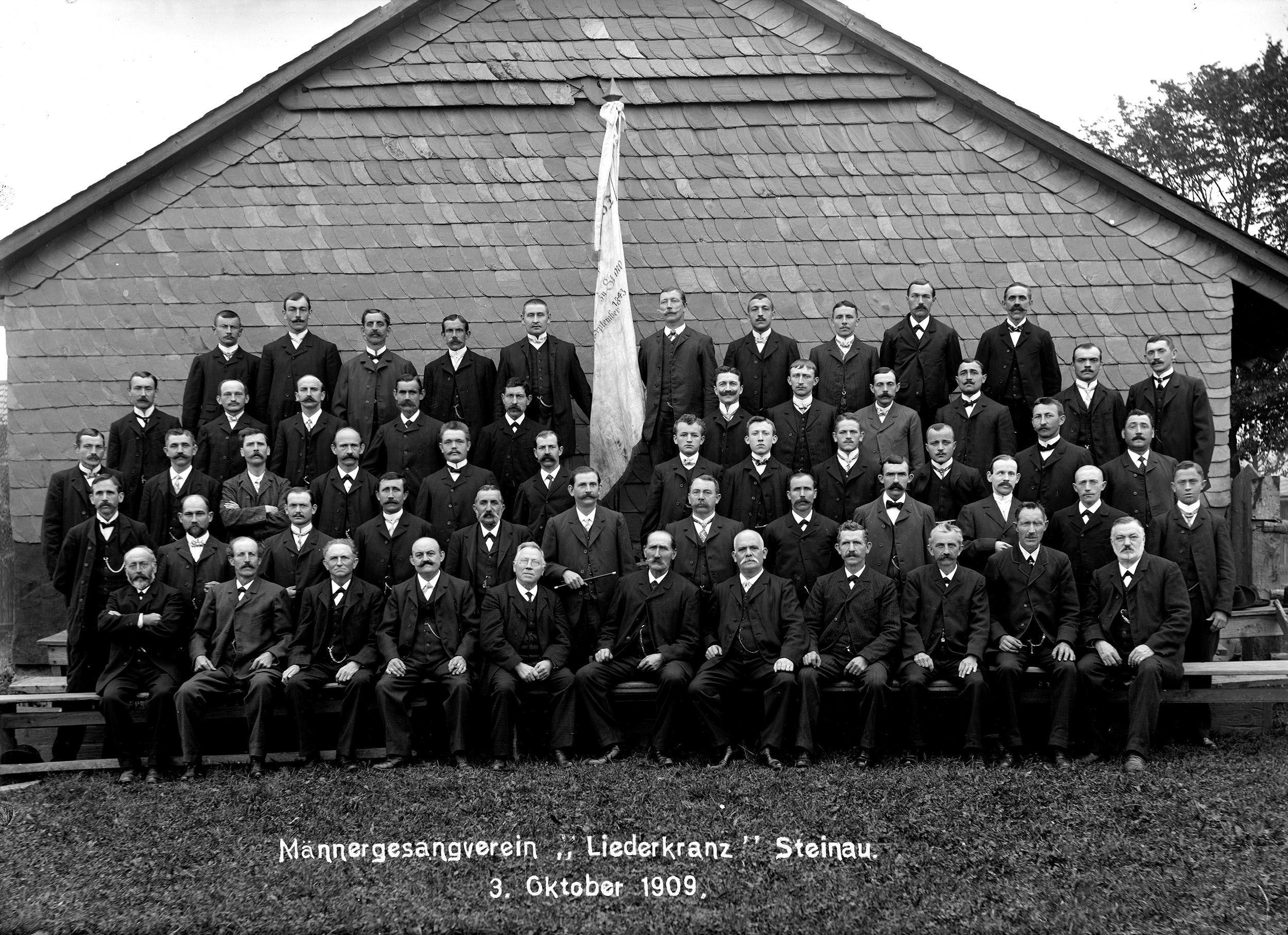 Liederkranz 1909
