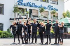 Brathähnchen Farm Team