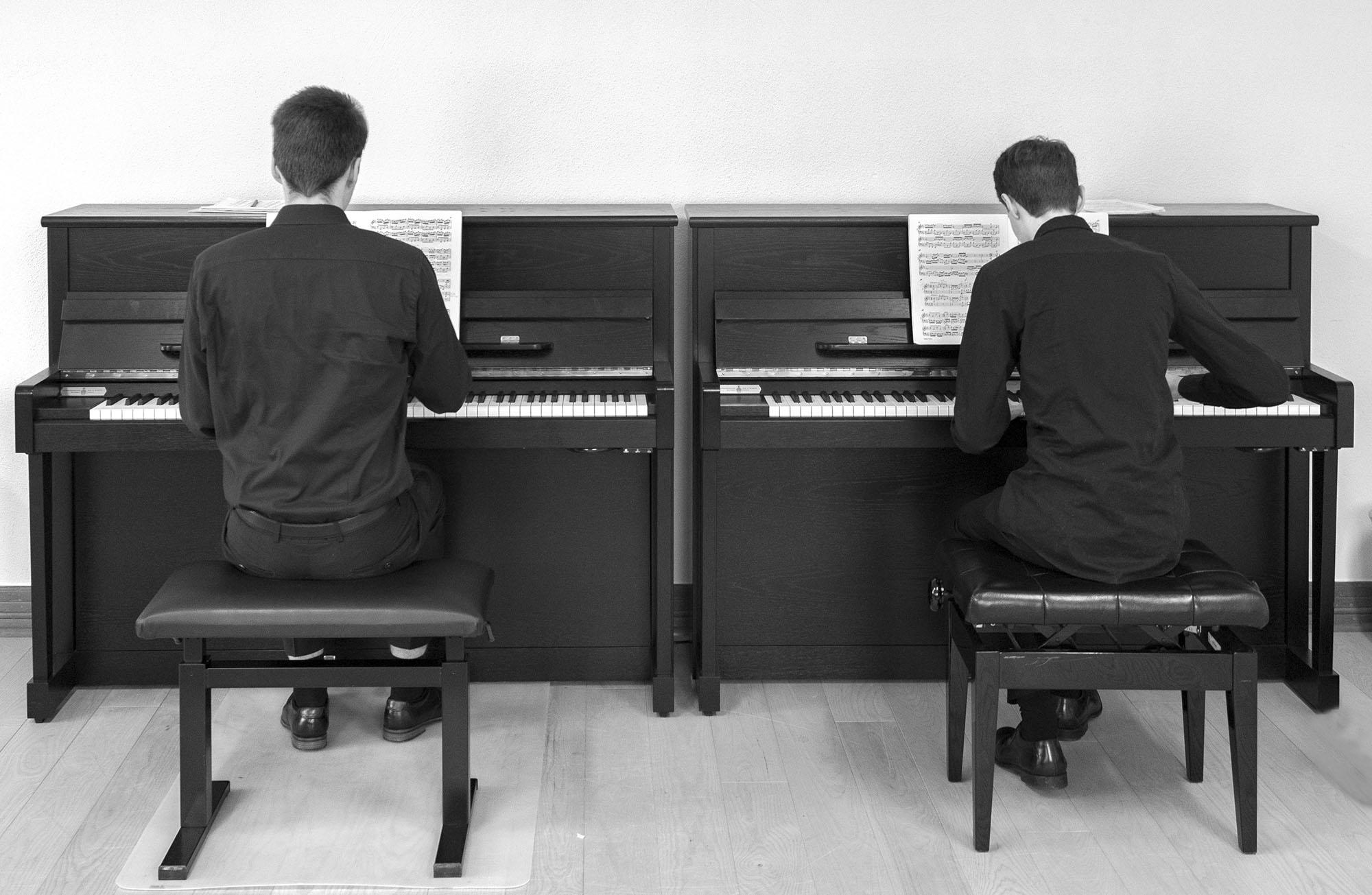 Klavierduo 2