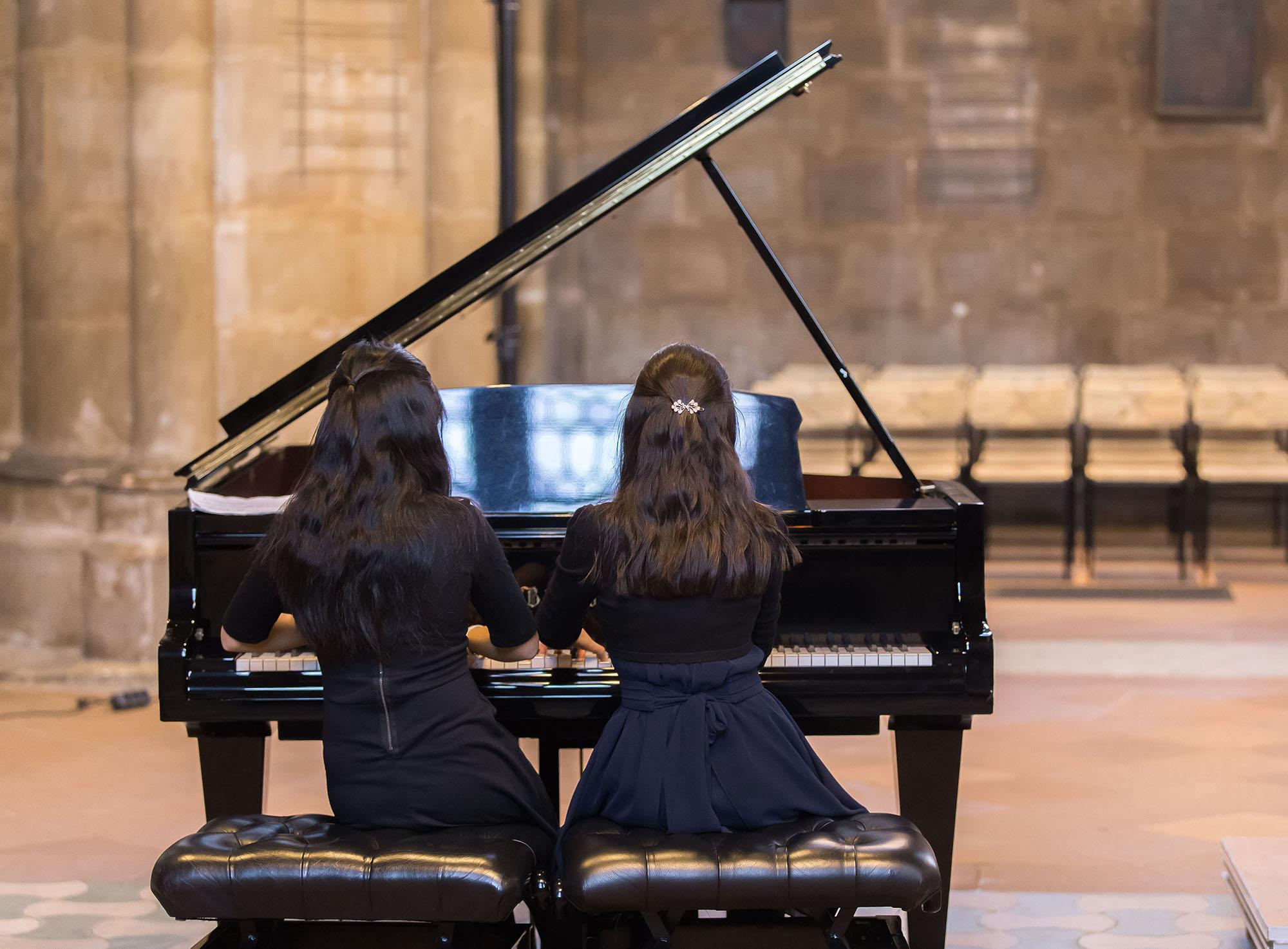 Klavier Duo 1