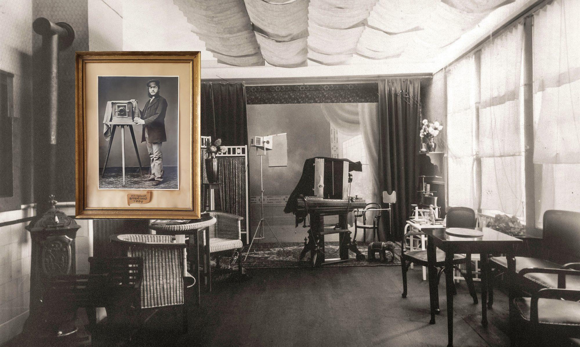 Merz Fotografie seit 1869